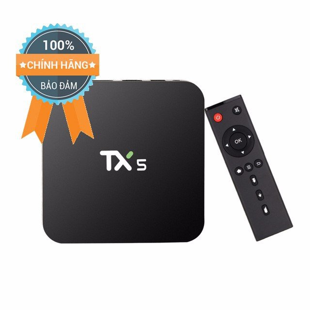 Android TV Box TX5-Ram 2Gb android 6.0